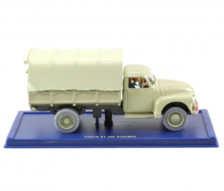 Voiture de collection Tintin Camion d'Alcazar - 25 €